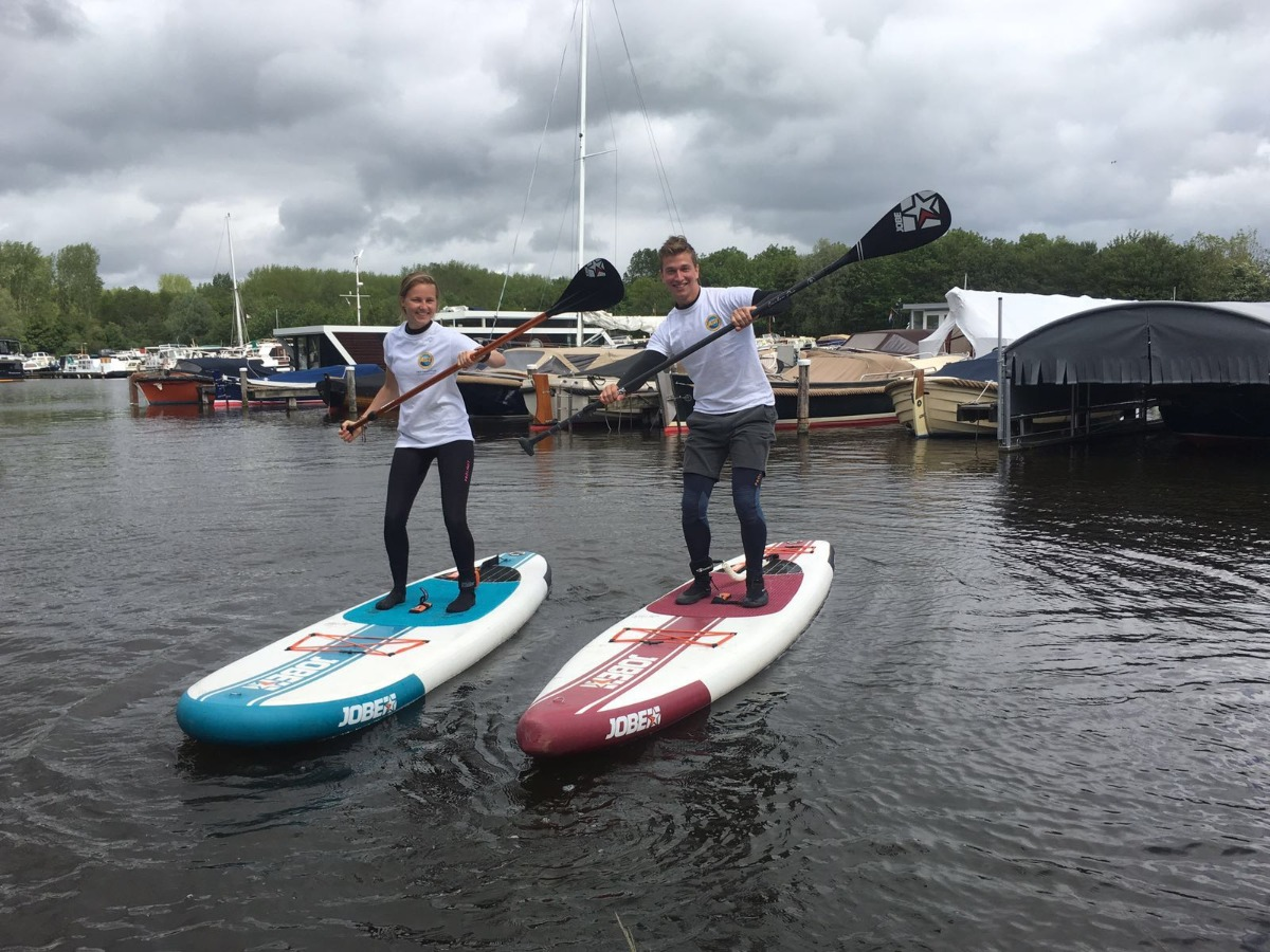 Ad Spek Watersport suppen